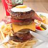 シェーンズバーグ - 料理写真:ハンバーガー
