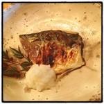 魚料理 ろっこん - 今日は仕事で和歌山  久しぶりのろっこん 焼魚定食!