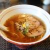 竹中 - 料理写真:淡麗鶏出汁ラーメン