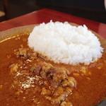 ダッチオーブン - キーマのルーカリー(¥950) 2013.08