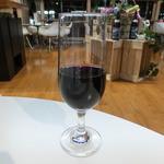 オープンカフェ - グラスワイン 赤