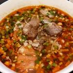 美虎 - ピリリン麺
