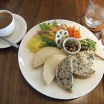 Affidamento Cafe - ランチプレート