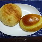 パン工房 ルチア - メロンパン&クリームパン