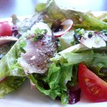 SOBO - 秋刀魚のマリネのサラダ