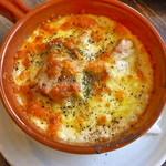 音茶屋 - 焼きチーズカレー