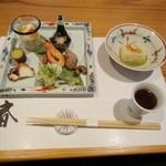 ゆふいん 椿 - 料理写真: