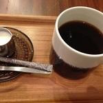 ザ・コーヒーバー - 本日のコーヒー@380円  この日はパナマダンカン