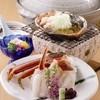 旬彩和食 口福 - 料理写真:厳選仕入の新鮮なカニ。地産地消にこだわっています。