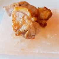バームクーヘンを食べて育った蔵尾豚のソテー