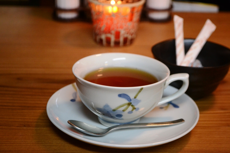 嬉野カフェ