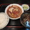 柳庵 - 料理写真:カツ玉定食