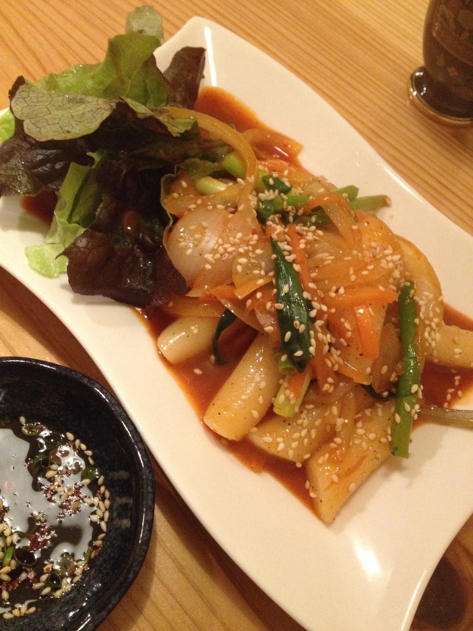アリラン韓国料理
