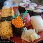力鶴 - 上寿司