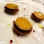 グリグリ - 料理写真:フォアグラ・ディジョン