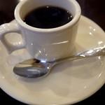 レストラン ミクニ - コーヒー