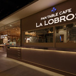 LA LOBROS PAN TABLE CAFE - 気持ちの良いオープンキッチン☆