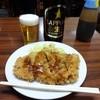 倉井ストアー - 料理写真:好きな黒ラベルと一緒に♪