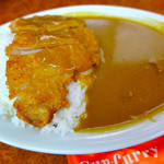 サン・カレー - とんかつカレー サン・カレー Sun Curry 広島市中区堀川町