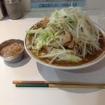歴史を刻め - カレーラーメン750円!