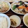 西華苑 - 料理写真:ランチ八宝菜 980円