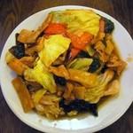 泰陽飯店 - 八宝菜