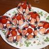 ハヤシフルーツ - 料理写真:イチゴのムース