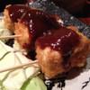 べんがらや - 料理写真:豆腐揚げの味噌だれ!