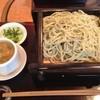 そば酒菜 高砂 - 料理写真:きざみ鴨せいろ(920円)