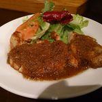 ソル セビージャ - 豚肉の料理