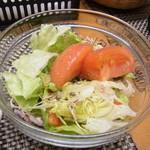 祭屋 梅の助 - サラダ