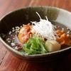 まんざら亭 NISHIKI - 料理写真:海老と銀杏のヒロウス