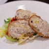 ヴェントラータ - 料理写真:1)干だらのグラダートとカポナータのサラダ