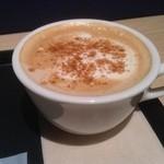 ノードカフェ - アップルシナモンラテ