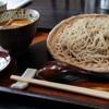 そば切り・馳走 - 料理写真:鴨南せいろ(¥1,200) 2013.04