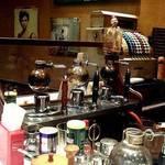 コーヒーハウス純 - 店内の様子