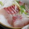 もみじや - 料理写真:850えん『かんぱち刺身定食』2014.1