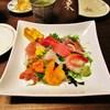 東寿司 - 料理写真:再訪:お刺身盛り