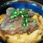 芭蕉庵 - 料理写真:なんこつソーキ丼