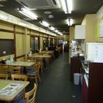 きくよ食堂 - 30席(全席禁煙)