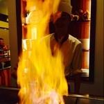 鉄板焼 SHOW - 目の前でお肉を焼いてもらえます♡ しかもお肉が絶品♡