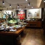 旬菜食健 ひな野 - 野菜料理のコーナー