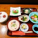 おさらぎ - 2014/01/24 日替りランチ 1,000円