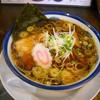麺蔵 もみじ - 料理写真:地鶏醤油らーめん600円