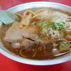 すずや食堂 - 料理写真:醤油ラーメン 2014.1 500円