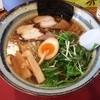 魚介ラーメン武蔵 - 料理写真:魚介ラーメン(600円)