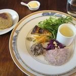 フィデリテ - 前菜とパン