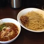 ONE - 辛つけ麺800円