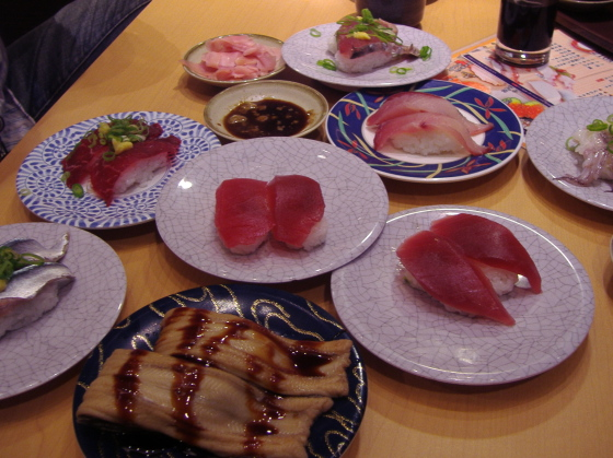 大起水産 回転寿司 りんくうシークル店