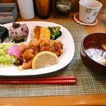 カフェ工房R - 料理写真:日替わりランチ¥600